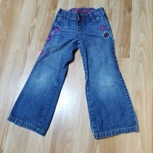 Baby Gap Girls Boot Cut Jeans Toddler 5 years